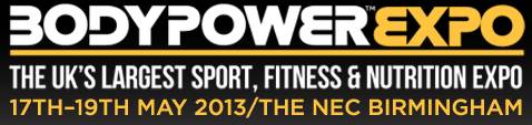 Bodypower Expo 2013